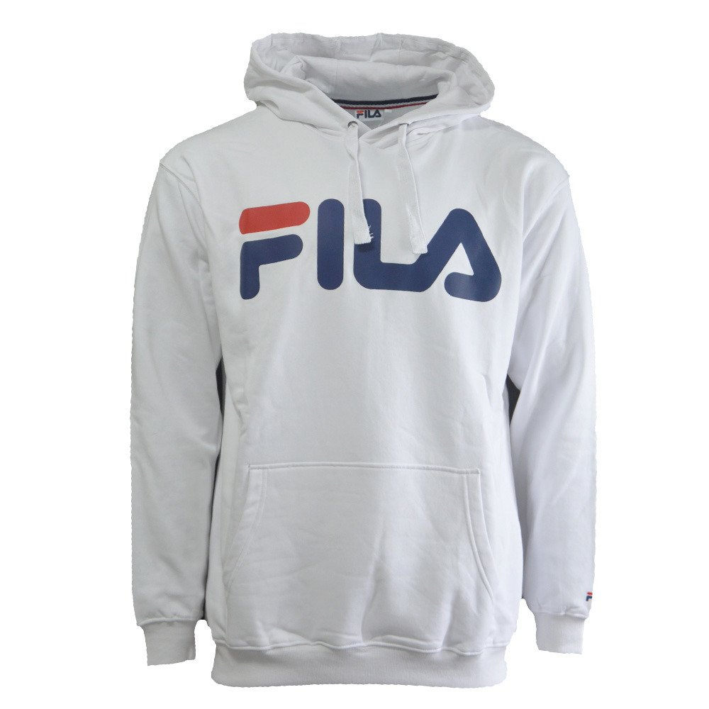 niezawodna jakość niska cena sprzedaży nowe niższe ceny Bluza FILA Urban Line Classic Logo Biała - 861461