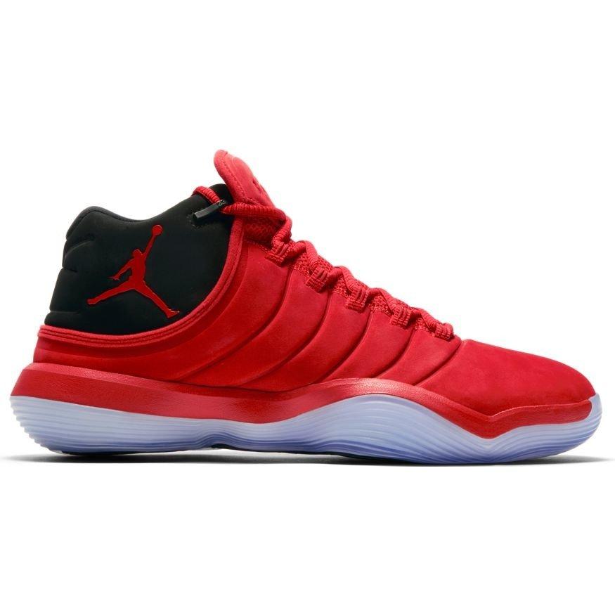 oszczędzać oszczędzać ceny odprawy Buty Air Jordan Super.Fly 2017 University Red Basketball shoes - 921203-606