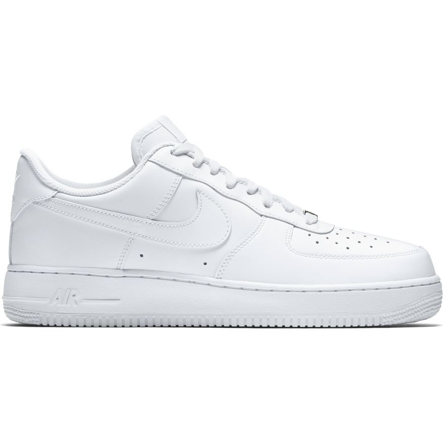 brand new cb64f 3d9d6 Buty Nike Air Force 1 Low All White - 315122-111 - Basketo.pl