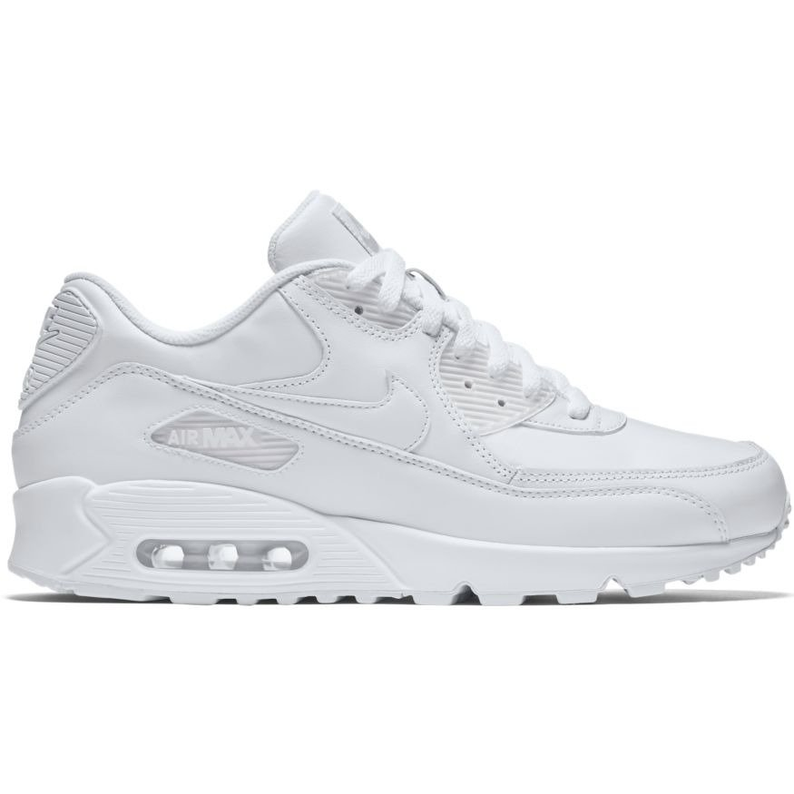 huge discount 96c73 36031 ... Buty Nike Air Max 90 Leather - 302519-113 ...