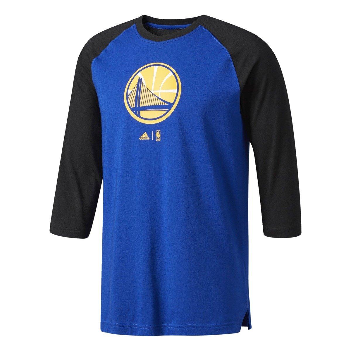 tania wyprzedaż Cena hurtowa kody promocyjne Koszulka Adidas NBA Golden State Warriors