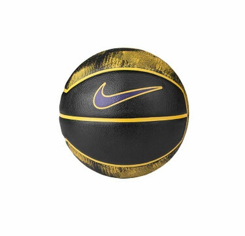 528403fca437a3 Piłka do koszykówki Nike Lebron Playground 4P - N000278496607 ...