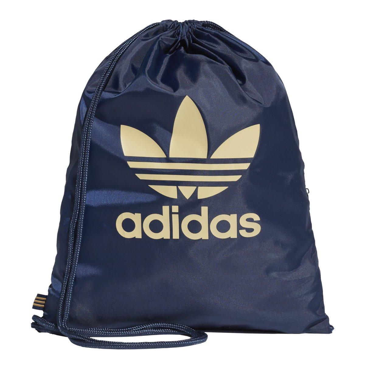 3b3ffc5a763f2 Worek Torba Adidas Originals Trefoil Gym sack - DV2389 - Basketo.pl