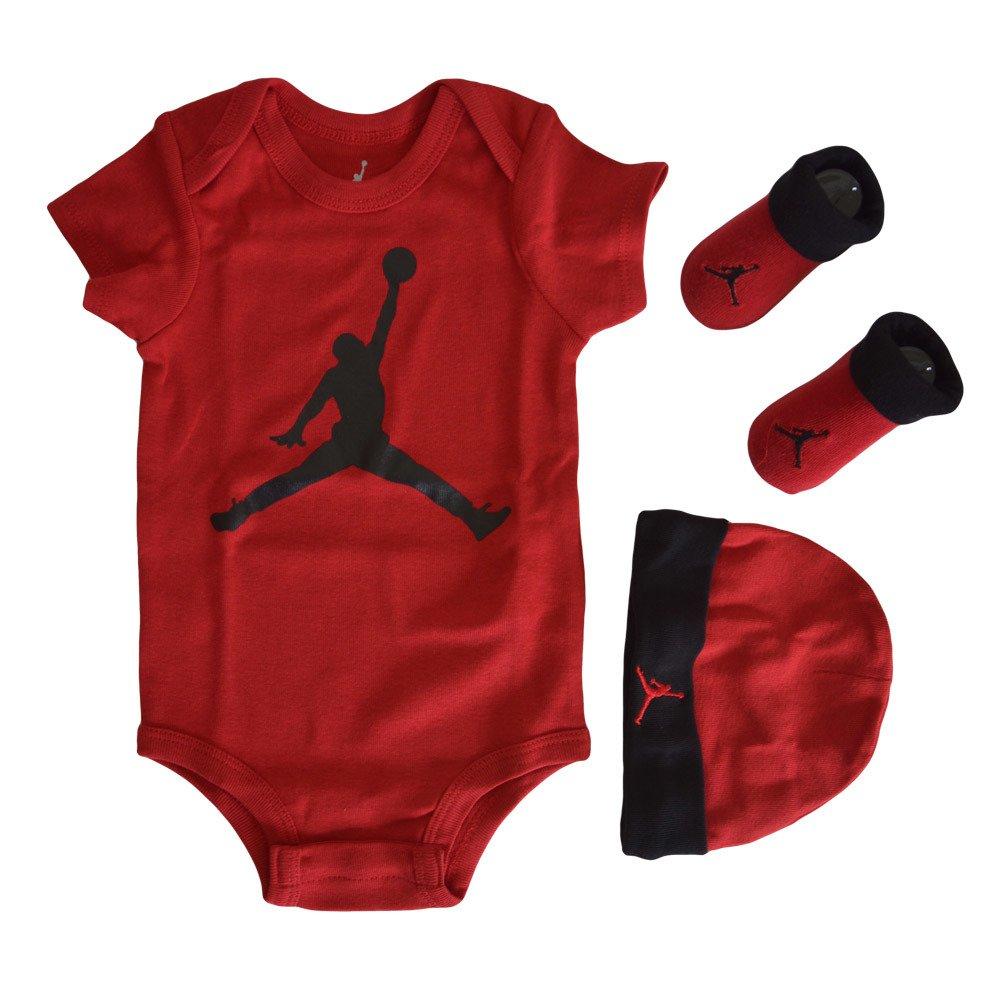 Zestaw dziecięcy Air Jordan body LJ0041 RK2
