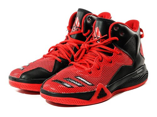 Buty Adidas DT BBall Mid - AQ7755