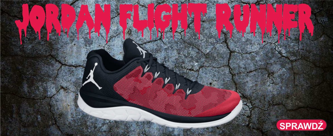 Jordan Flight Runner