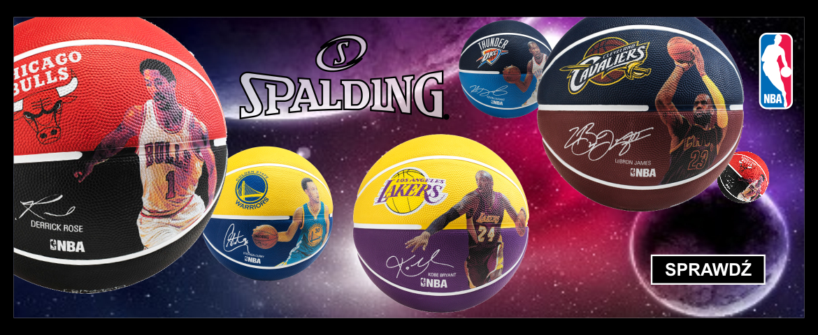 Spalding Player NBA
