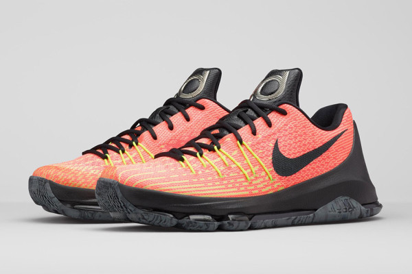 Nike KD 8 Hunt's Hill Sunrise - 749375-807