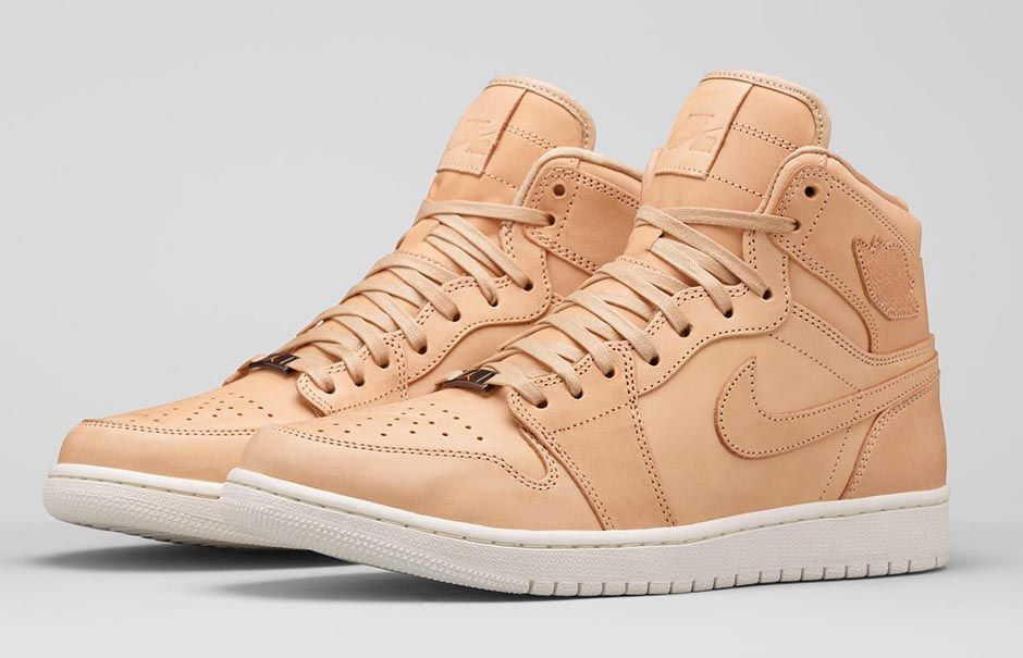"Air Jordan 1 Pinnacle ""Vachetta Tan"" - 705075-201"