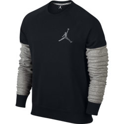 bluza nike air jordan jumpman air fleece crew