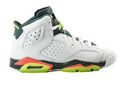 Buty Nike Air Jordan 6 Retro BG - 384665-114