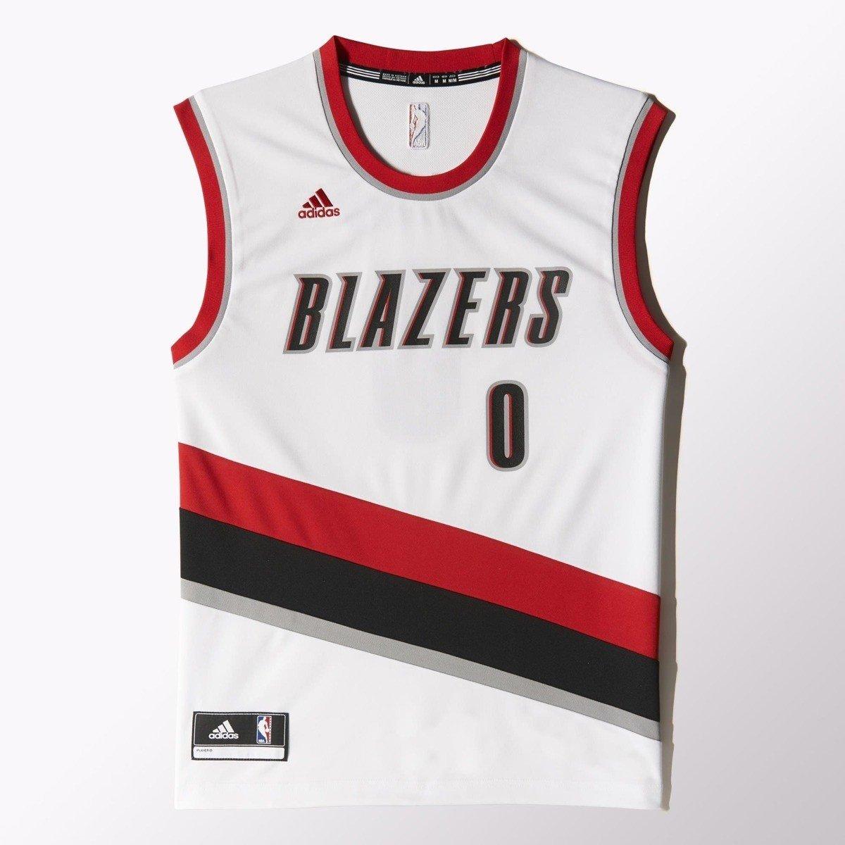 Blazers Trail: Koszulka Adidas Portland Trail Blazers