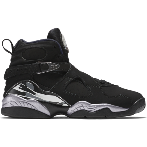 BUTY AIR JORDAN 8 RETRO BG BLACK/WHITE-LT GRAPHITE - 305368-003