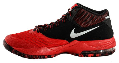BUTY NIKE AIR MAX EMERGENT UNIVERSITY RED - 818954-600