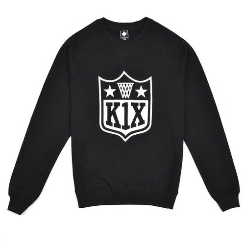 Bluza K1X we RULE CREWNECK  1153-2040/0001