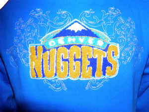 Bluza UNK NBA Denver Nuggets Melo