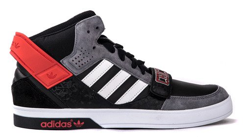 Buty Adidas HARD COURT DEFENDER NBA CHICAGO BULLS - D66078
