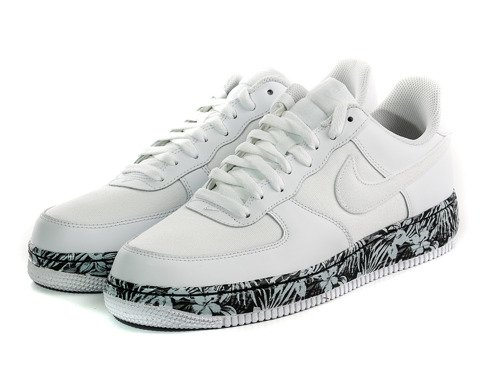 Buty Air Force 1 Low Floral Pack - 820266-100