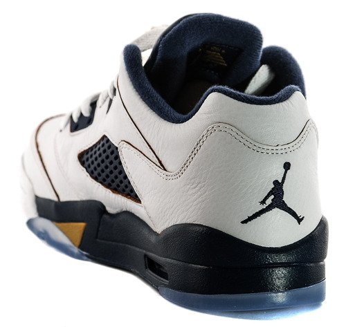Buty Air Jordan 5 Retro Low Dunk From Above GS - 314338-135