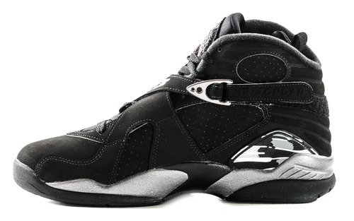 Buty Air Jordan 8 Retro Chrome - 305381-003