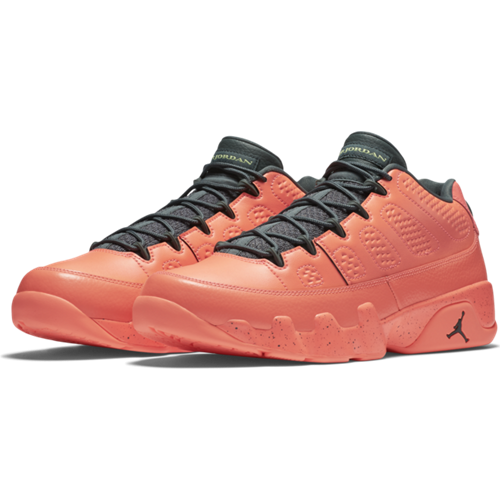 Buty Air Jordan 9 Retro Low Bright Mango - 832822-805