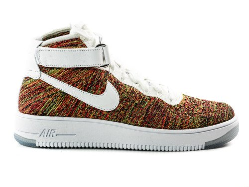 Buty NIKE AIR FORCE 1 ULTRA  FLYKNIT GAME- 817420-700