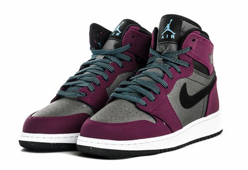 Buty Nike  AIR JORDAN 1 RETRO HIGH GG - 332148-505