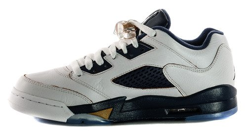 "Buty Nike  AIR JORDAN 5 RETRO LOW (GS)  ""Dunk From Above"" - 314338-135"