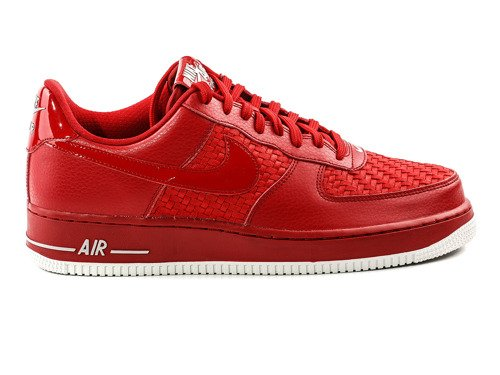 Buty Nike Air Force 1 '07 LV8 GYM RED/GYM RED-WHITE - 718152-605