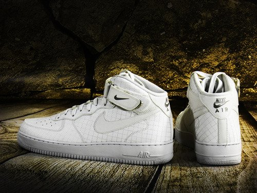 Buty Nike Air Force 1 Mid '07 LV8 - 804609-100