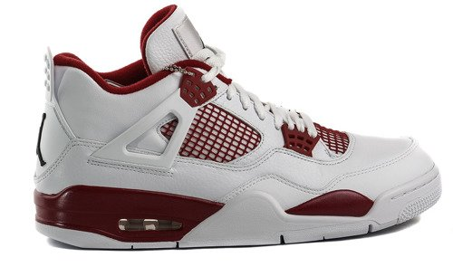 Buty Nike Air Jordan 4 Retro - 308497-106