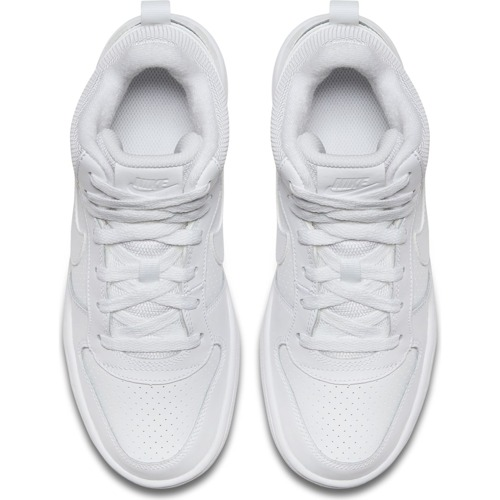 Buty Nike Court Borough Mid GS - 839977-100