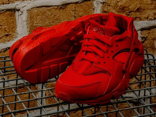 Buty Nike Huarache Run GS - 654275-600