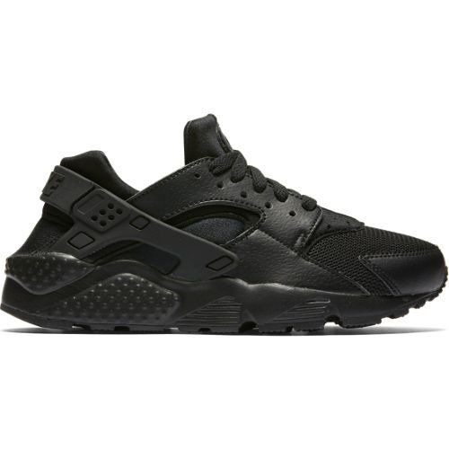 Buty Nike Huarache Run GS Black - 654275-016