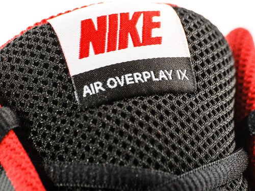 Buty Nike THE AIR OVERPLAY IX - 831572-004
