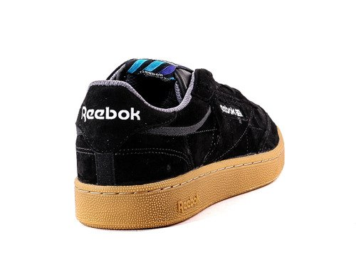 Buty Reebok Club C 85 Indoor - Black  AQ9872
