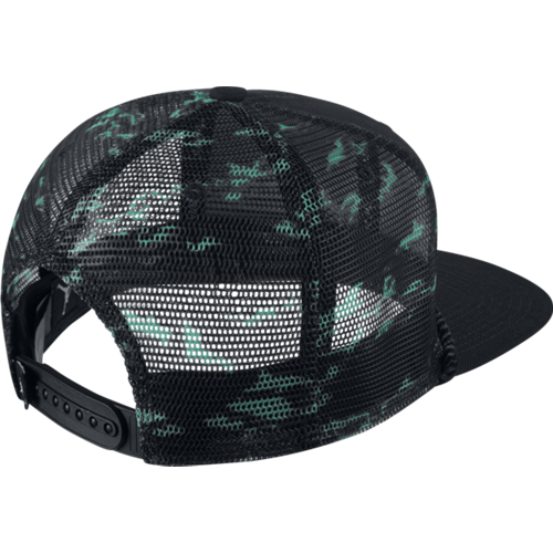 Czapka Air Jordan Cloud Camo Trucker Snapback - 789505-010
