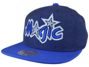 Czapka Mitchell & Ness Manhattan NBA Orlando Magic
