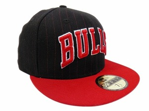 Czapka NEW ERA Chicago Bulls Pincrown NBA Fullcap