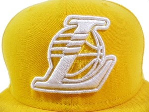 Czapka NEW ERA NBA Fullcap League Basic - LA Lakers