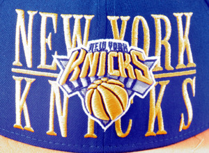 Czapka New Era Step Over New York Knicks NBA Fullcap