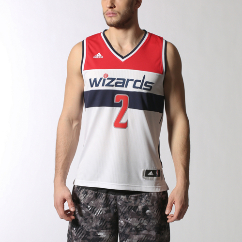 Koszulka Adidas NBA Washington Wizards John Wall #2 Swingman - A46255