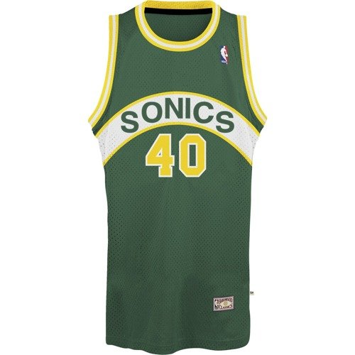Koszulka Adidas Shawn Kemp #40 Seattle SuperSonics Swingman - A46586