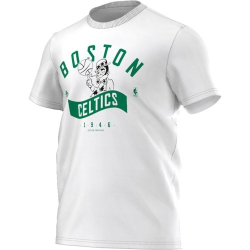 Koszulka Adidas TEAM TEE Boston Celtics - AJ1900