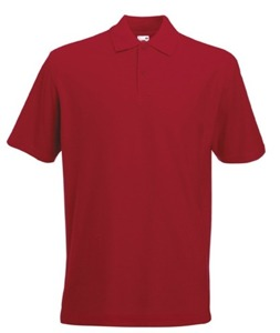 Koszulka Heavyweight Polo Fruit of the Loom 630000 BX
