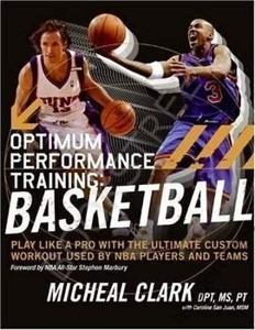 Książka Optimum Performance Training: Basketball - Play Like a Pro with the Ultimate NBA Custom Workout