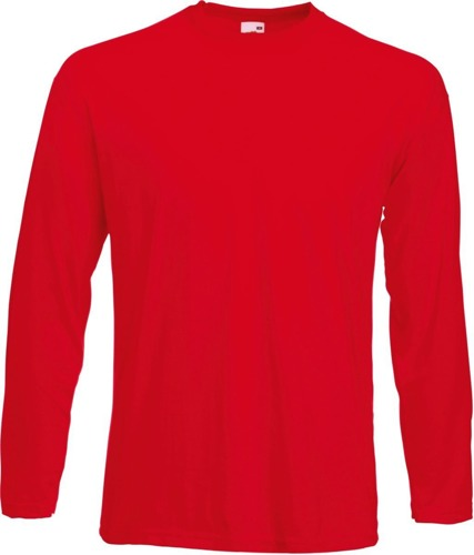 Long sleeve Fruit of the Loom Valueweight 610380 40
