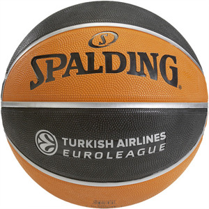 Piłka Spalding Euroleague TF-150