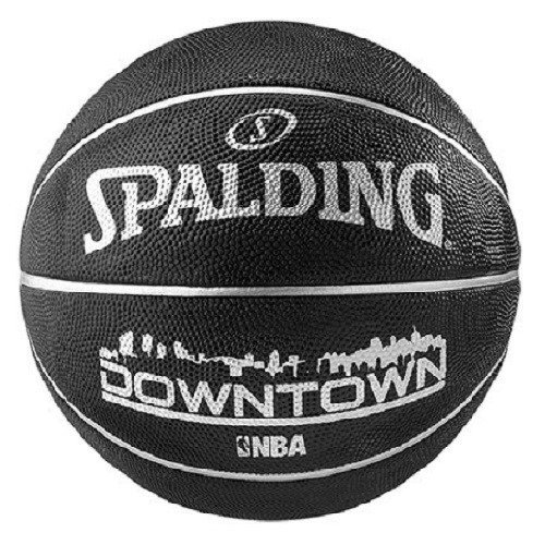 Piłka Spalding NBA Downtown black