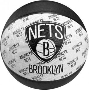 Piłka Spalding Teamball NBA Brooklyn Nets Williams - 7